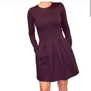 Aritzia Talulu A-Line Dress